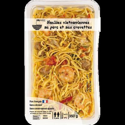 Nouilles Vietnamiennes aux crevettes DELICES D'ORIENT, 350g