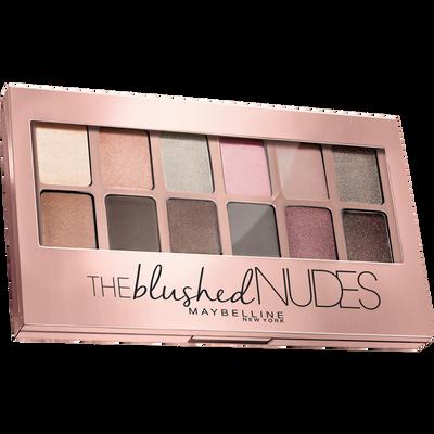 Palette fard à paupieres 01 blushed nudes MAYBELLINE, nu