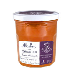 Confiture extra de melon MATIN DES PYRENEES, 370g