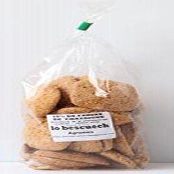 Lo bescuech agrumes à la farine de châtaigne, Biscuiterie de la châtaigneraie, 160g