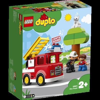 Le camion de pompiers LEGO Duplo