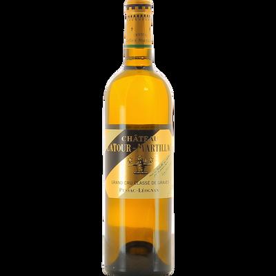 """Vin blanc AOP Pessac Léognan MDC """"Château Latour Martillac"""" 2013 , 75cl"""