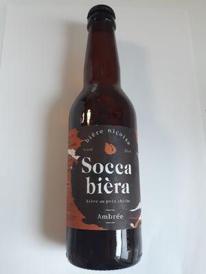SOCCA BIERA AMBREE