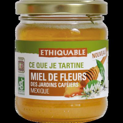 Miel aux fleurs de Mexique Bio ETHIQUABLE, 250g