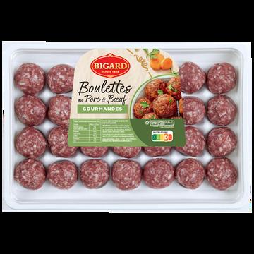Bigard Boulette Gourmande, Bigard, 28 Pièces, Barquette, 700g