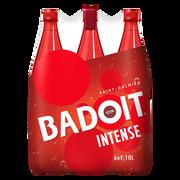 Badoit Eau Minérale Naturelle Badoit Intense Pétillante, Bouteille En Plastique 6x1,10l
