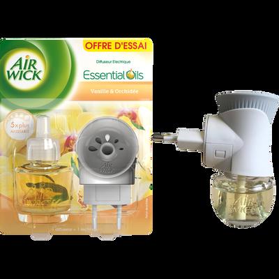 Diffuseur électrique complet parfum vanille AIR WICK
