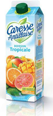 BOISSON TROPICALE Caresse Antillaise 1L