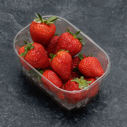 FRAISE CLERY CATEGORIE 1 ORIGINE FRANCE BARQUETTE 500G
