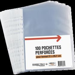 Pochette perforée PPX x100