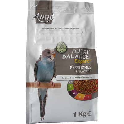Nutri'balance expert perruches, AIME, 1kg