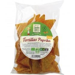Tortillas Paprika sans gluten JARDIN BIO 125g
