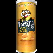Tortilla nacho cheese PRINGLES, 160g