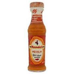 NANDOS MEDIUM PERI PERI 125ML