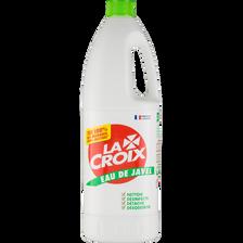 Eau de javel traditionnelle LACROIX, bidon 1,5 litre