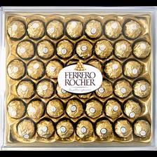 Chocolat FERRERO ROCHER, boite de 42, 525g
