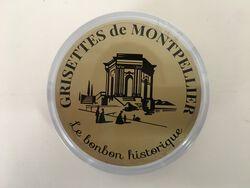 Les Grisettes de Montpellier - Le Bonbon Historique - 70G