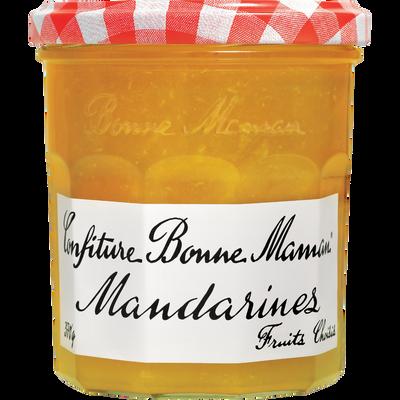 Confiture de mandarine BONNE MAMAN, 370g