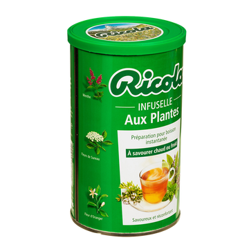 Ricola Infuselle Aux 5 Plantes, Ricola, Boîte De 200g