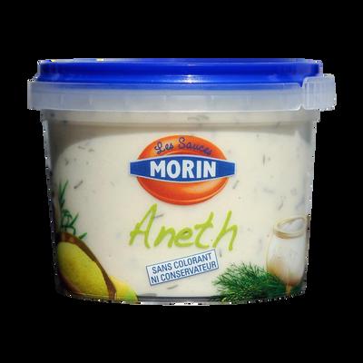 Sauce aneth, LES SAUCES MORIN, pot 100g