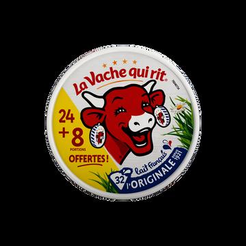 La vache qui rit Fromage Pasteurisé 17,5% Mg  24p+8 512g Zen