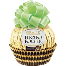 Grand rocher moulage praliné FERRERO ROCHER, 125g