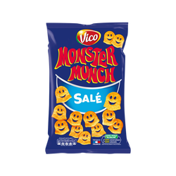 Chips salé MONSTER MUNCH VICO, 85g
