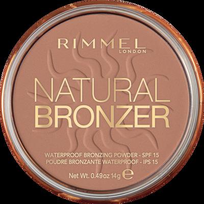 Poudre natural bronzer 021 RIMMEL, 14gr