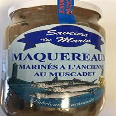 MAQUEREAUX MARINES A L'ANCIENNE MUSCADET 500GR