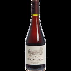 Vin rouge AOP Menetou Salon Domaine des Côteaux, bouteille de 75cl