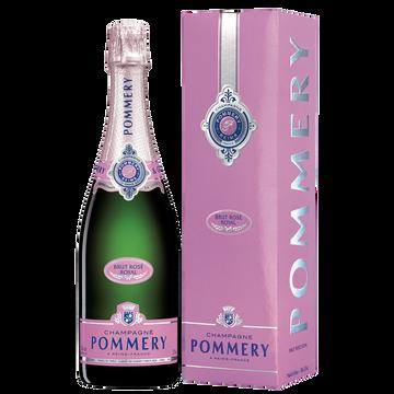 Pommery Vin Rosé - Champagne - Aop - Pommery Royal - 75cl