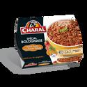 Charal Viande Hachée Cuite/sauce Tomate Spéciale Bolognaise, , France,300g