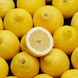 Citron jaune eureka vrac calibre