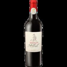 Vin Buzet AOC rouge, BARON D'ALBRET, bouteille de 75cl