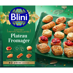 Coffret fromager BLINI, x40, 420g