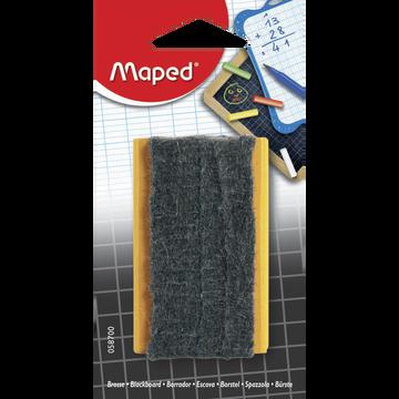 Maped Brosse Pour Ardoise Maped, Noire