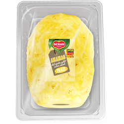 Ananas Frais extra sweet, DELMONTE, barquette, 600g