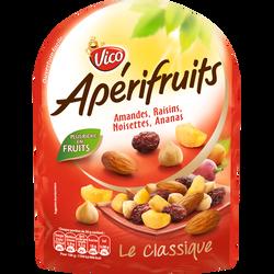 Mélange de graines et fruits APERIFRUITS rouge, 120g