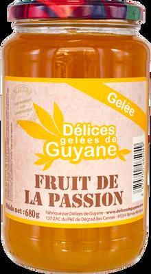 GELEE FRUIT DE LA PASSION 680G