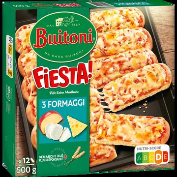 Buitoni Pizza Fiesta Fromage Buitoni, 500g