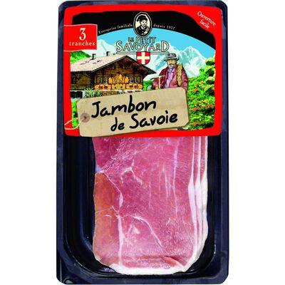 Jambon de Savoie, 3 tranches soit 50g