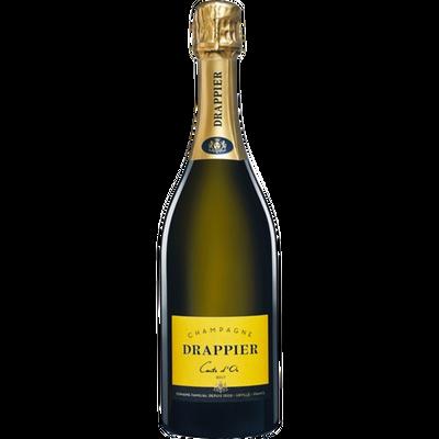 Champagne brut Carte d'Or DRAPPIER, bouteille de 75cl