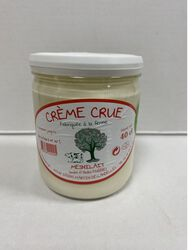 Crème crue, MESNILAIT, 40cl.
