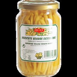 Haricots au beurre  ERIC BUR, 180g