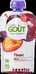 compote de Prune bio goodgout 120g