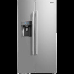 Réfrigerateur usa DAEWOO frn-m560d2s silver A+