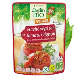 Hâché végétal tomate oignon JARDIN BIO 250g