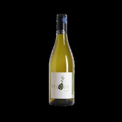 IGP des Cévennes blanc LE PELOUS 12° bouteille de 75cl
