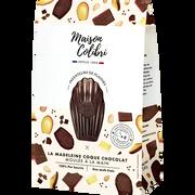 Colibri Madeleines Coque Chocolat Colibri, Sachet De 8 Soit 240g
