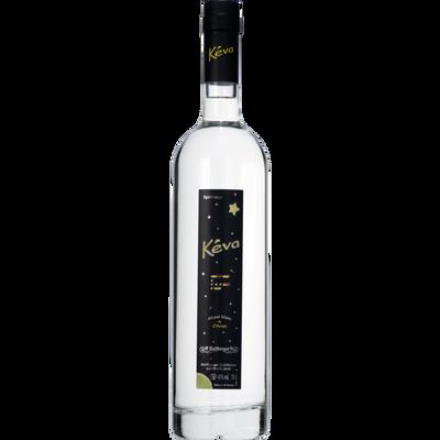 Keva citron WOLFBERGER, 40°, bouteille de 70cl